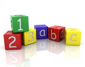 Baby's building blocks