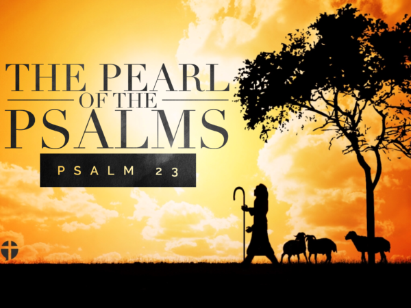 The Pearl of the Psalms