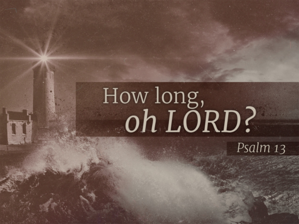 How Long, Oh LORD?